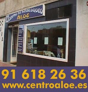 Centro Aloe Osteopatía Quiromasaje Masaje Desbloqueo Columna Dolor Espalda Masajista Madrid Par Bio